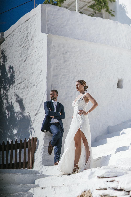 φωτογραφια γάμου Σιφνος lulumeli
