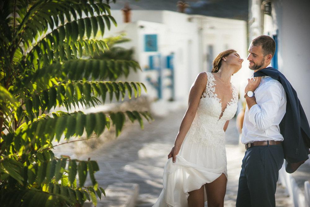 Sifnos wedding video