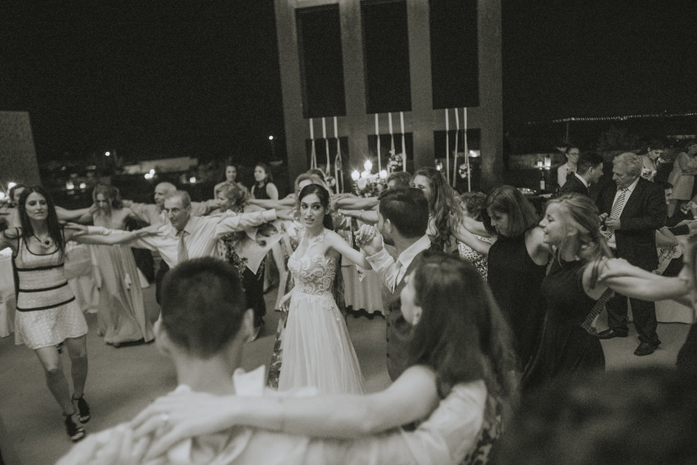 wedding party φωτογραφίες GRAND RESORT