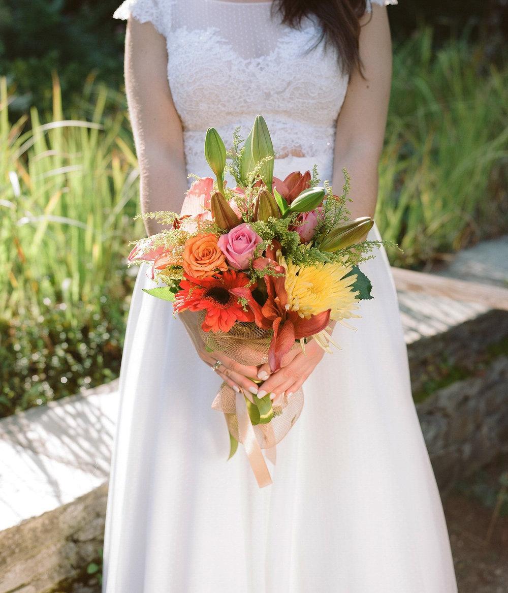 φωτογραφιση γάμου με φιλμ