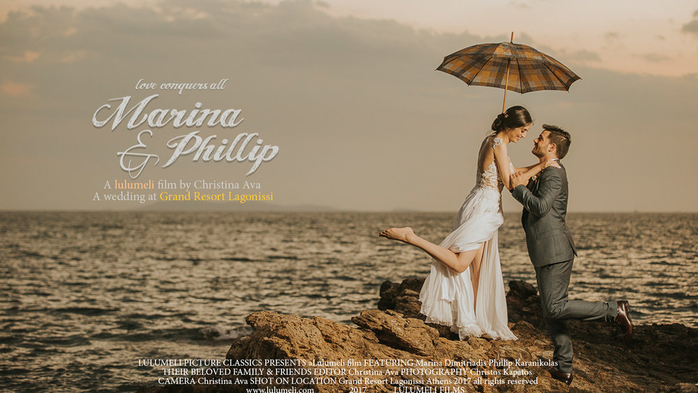 a6ba82ec4a0c Δείτε εδώ ένα βίντεο γάμου γυρισμένο στην Αθηναική Ριβιέρα. Μια αναπάντεχη  καταιγίδα