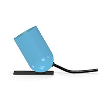 Polka mouse lamp Blue - Plant & Moss copy.jpg