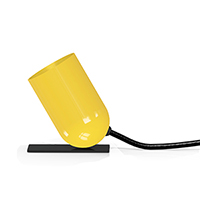 Polka mouse lamp Yellow - Plant & Moss 300px copy.jpg