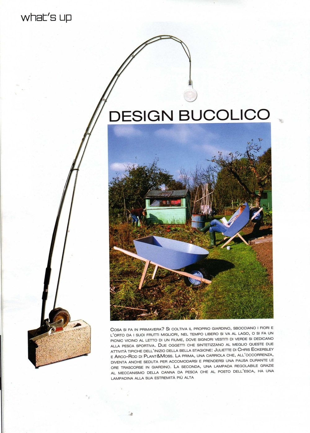 Publication: CasaD, April/May 2010