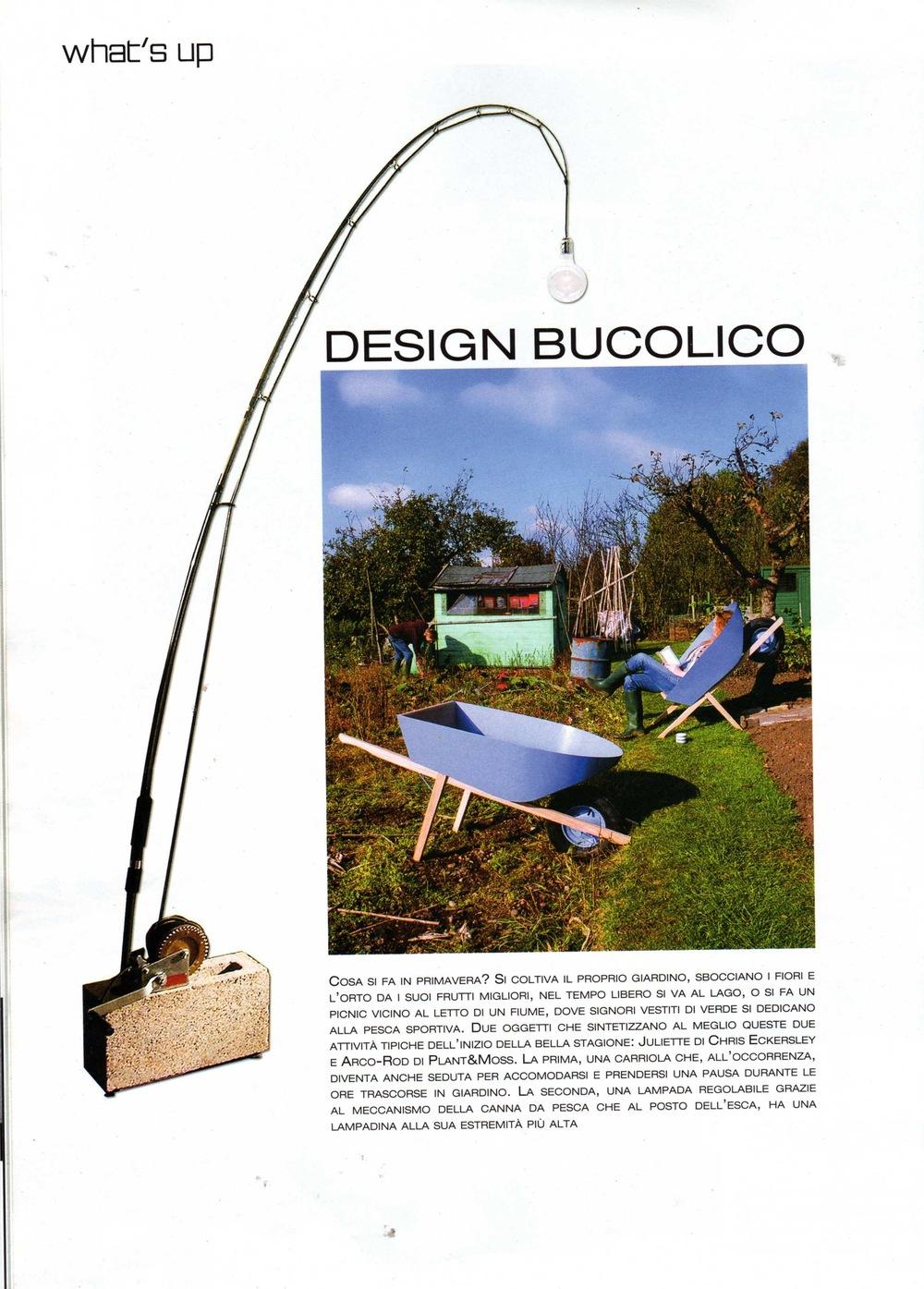 Publication: CasaD, April/May 2010