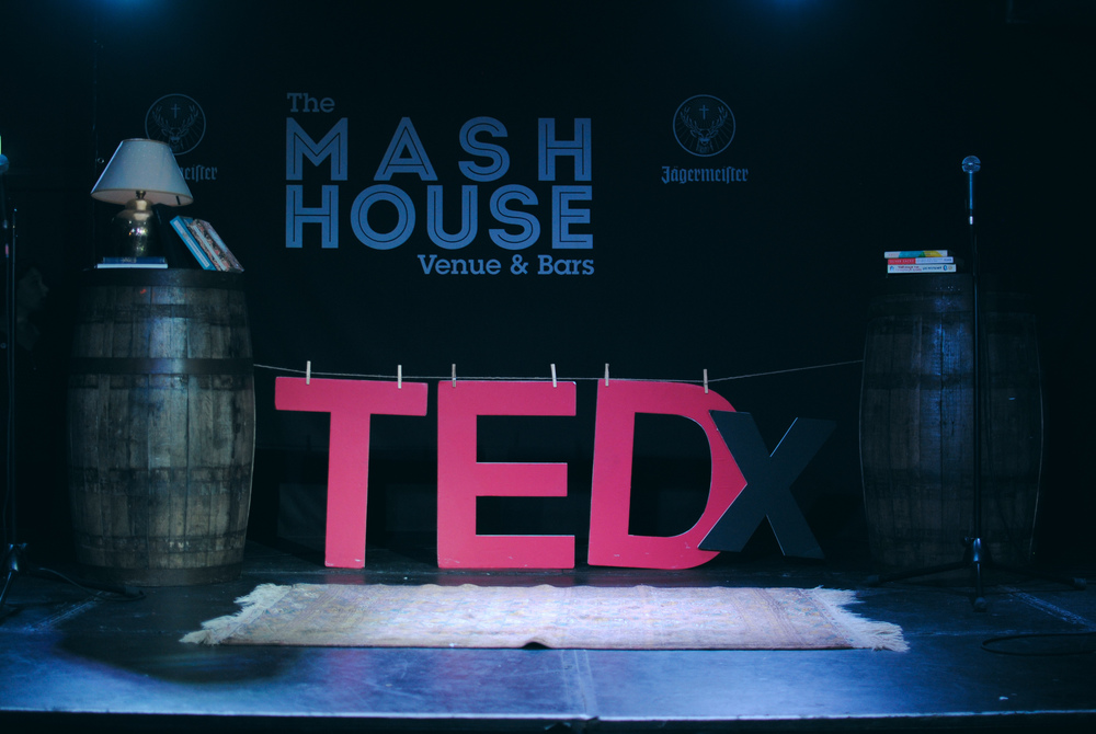 Ideas Spotlight at Mash House in November 2015