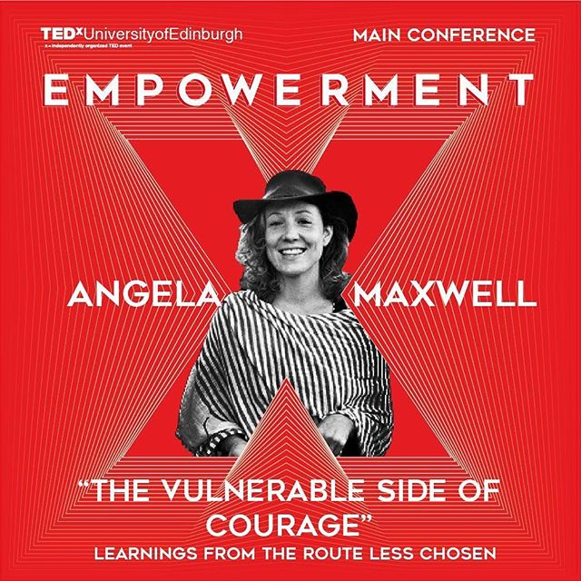 Angela is an American solo adventurer who has been traversing the world on foot for over three years, covering 17,000 kilometres across three continents and through 10 countries. She is an advocate for slow travel and female empowerment. AND SHE'S COMING TO EDINBURGH. SO BE THERE. Book your ticket at: http://www.tedxuniversityofedinburgh.co.uk/
