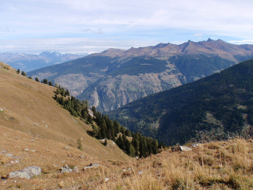 Mountain bike tours Swiss Alps