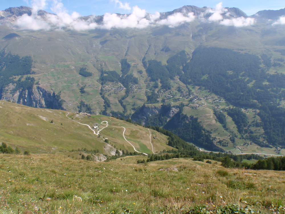 Guided mountain bike tours Switzerland