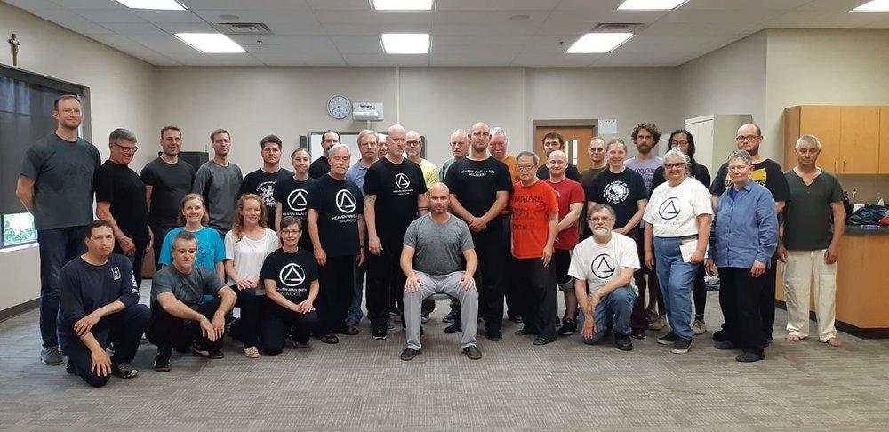 HME Milwaukee workshop