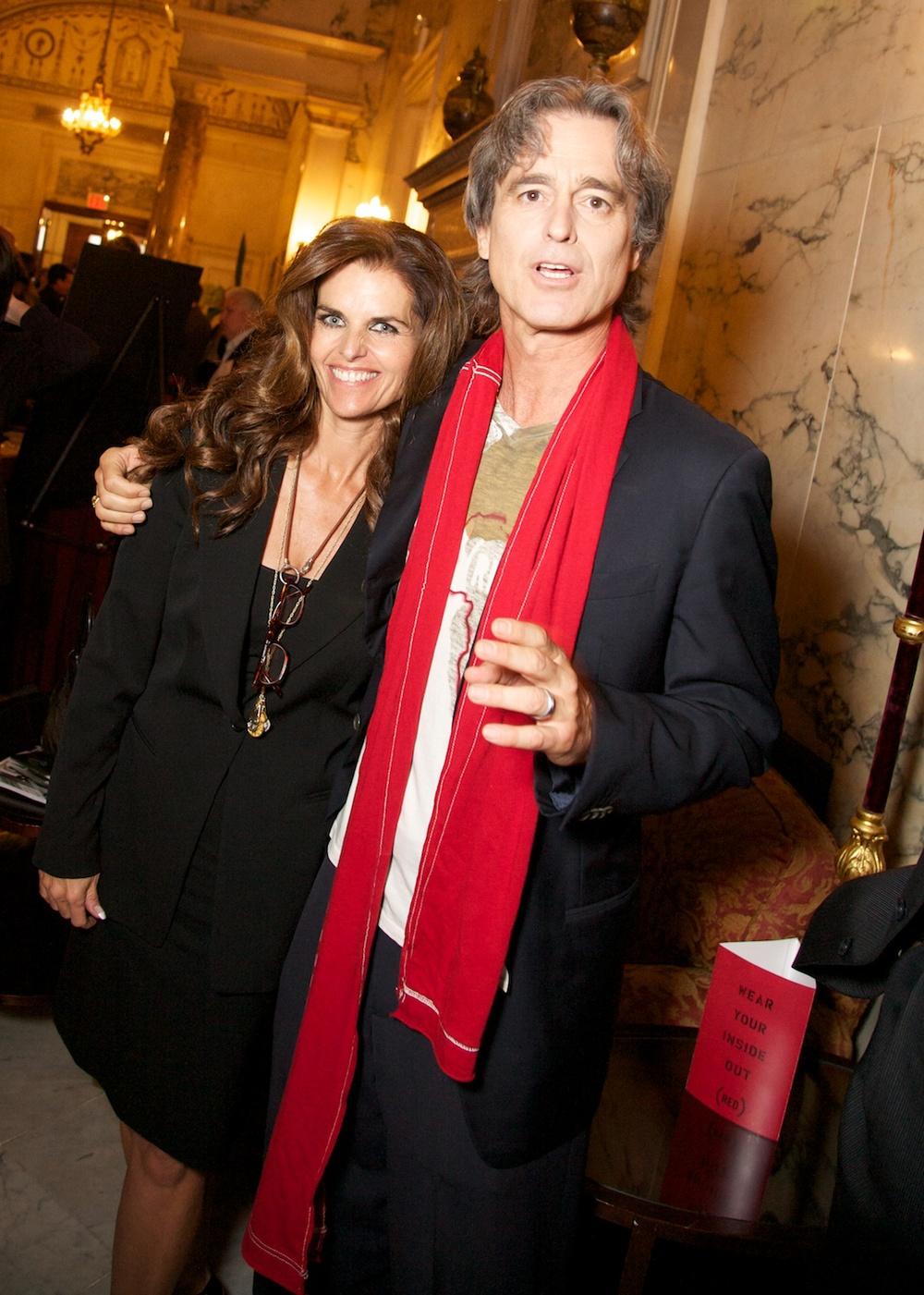 Maria & Bobby Shriver