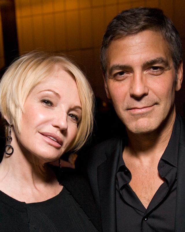 Barkin and Clooney
