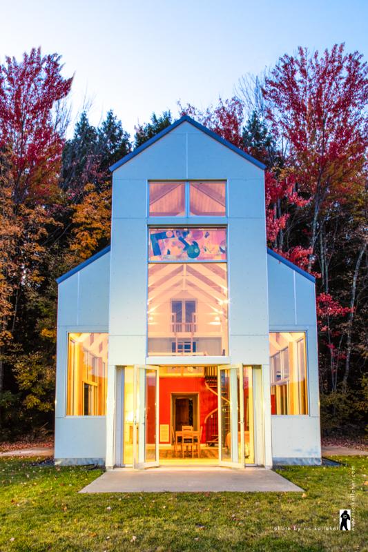Architecture In the Catskills