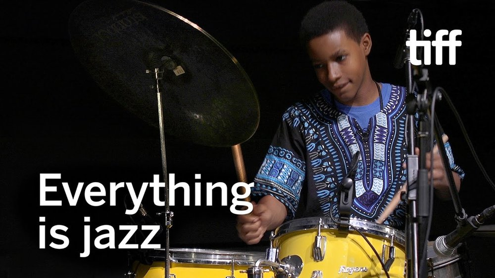 12-Year-Old Drum Prodigy Kojo Roney Talks Jazz | TIFF Kids 2017
