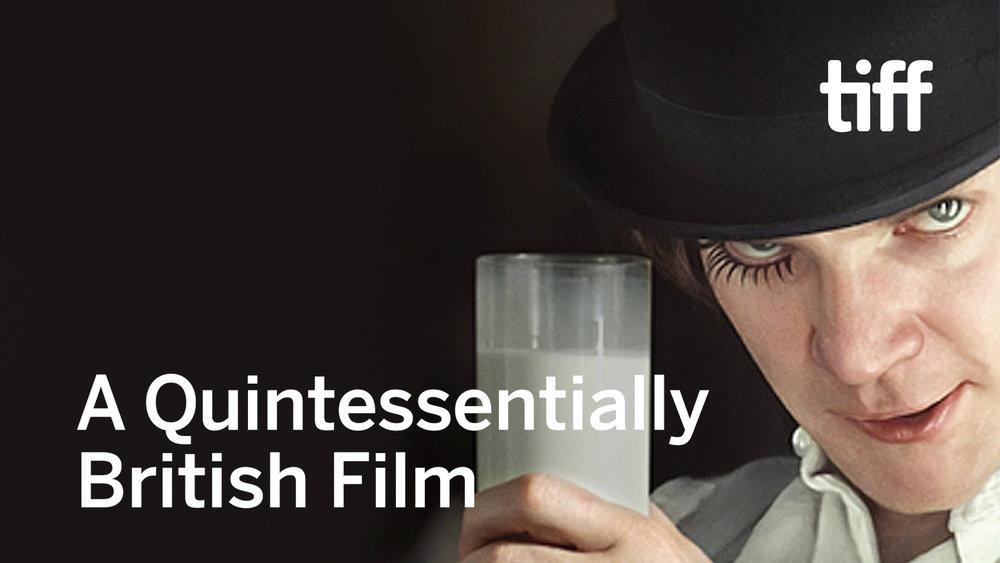 A Clockwork Orange carved a path for British cinema | IRVINE WELSH | TIFF 2018