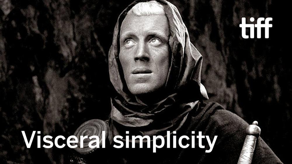 Ingmar Bergman's metaphysical approach to filmmaking | László Nemes | TIFF 2018