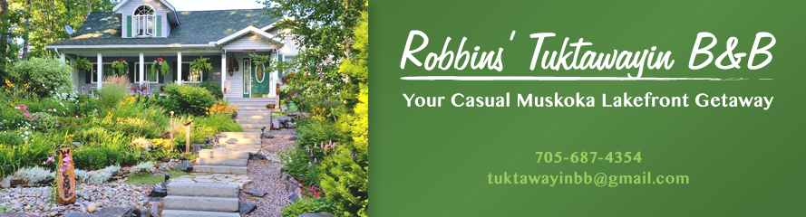 Robbin's Tuktawayin B&B Contact Information