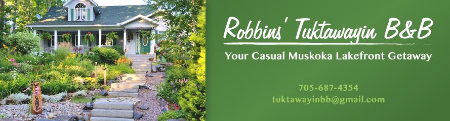 Robbin's Tuktawayin B&B Contact Information