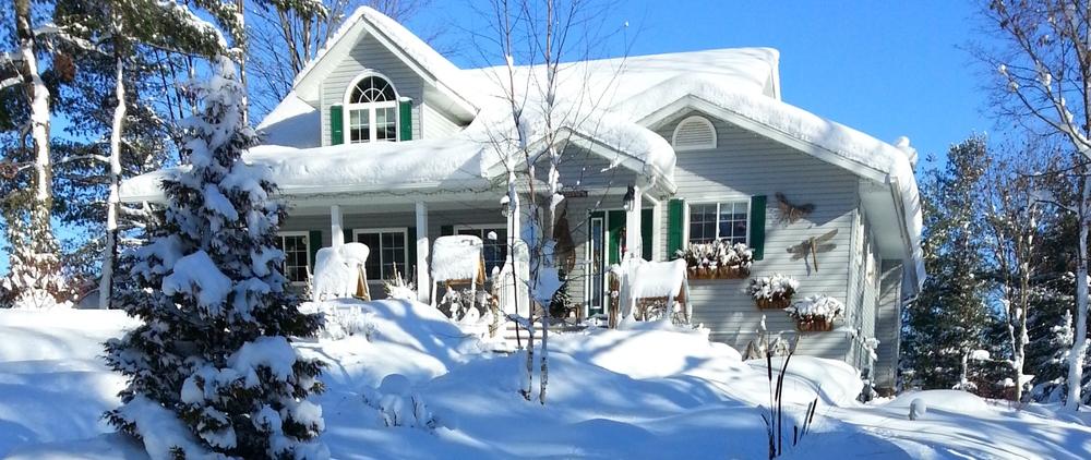 Tuktawayin in Winter