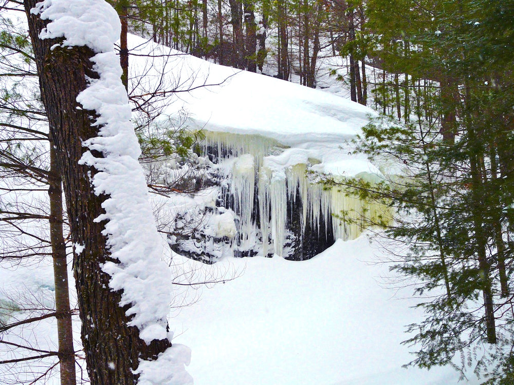 Icicles in Gull lake backcountry.jpg