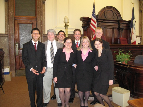 Miami A (Left to right): Sohan Manek (2009), Nick Borger (2008), Matt DiMuzio (2007), Jolene Meiring (2006), Mike McDonal (2009), Lindsay Richards (2006), Jade Smarda (2006), Ryan Snyder (2007)