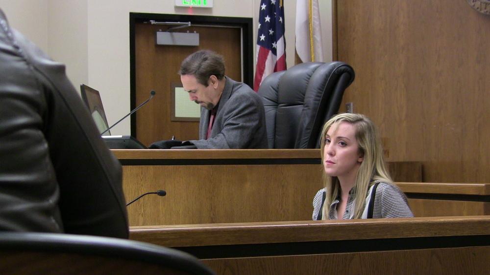 Katie (Maria) O'Keeffe testifies against Priceton