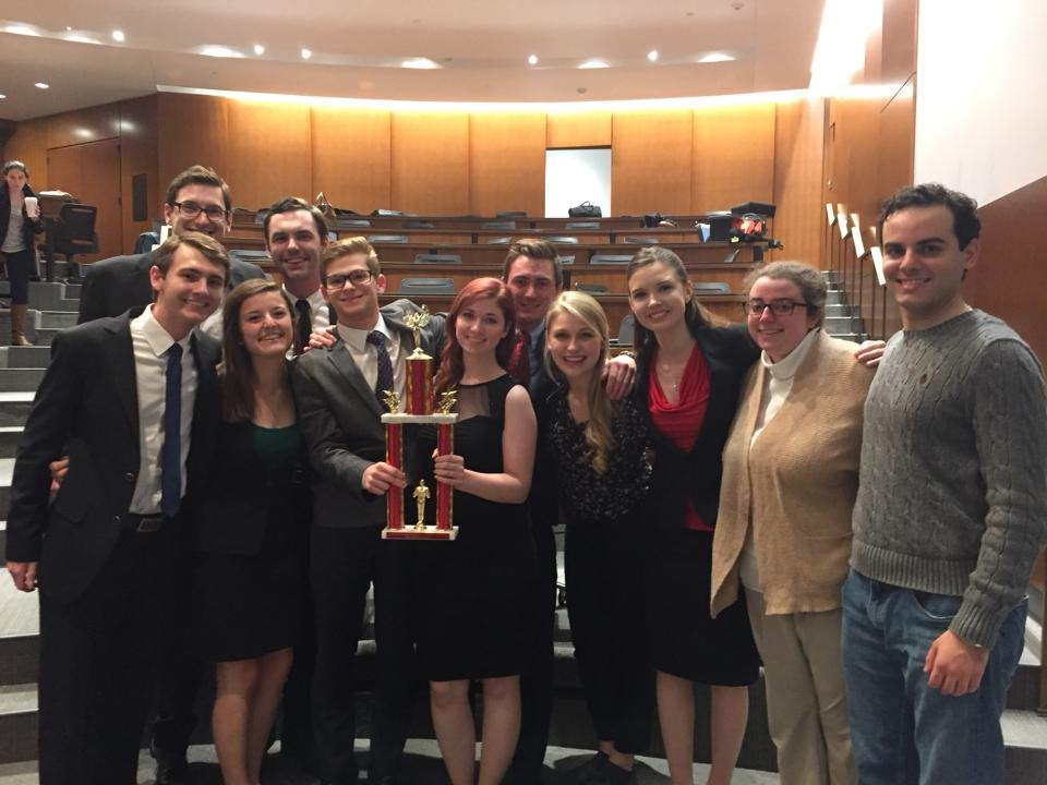 Miami B takes Second Place!