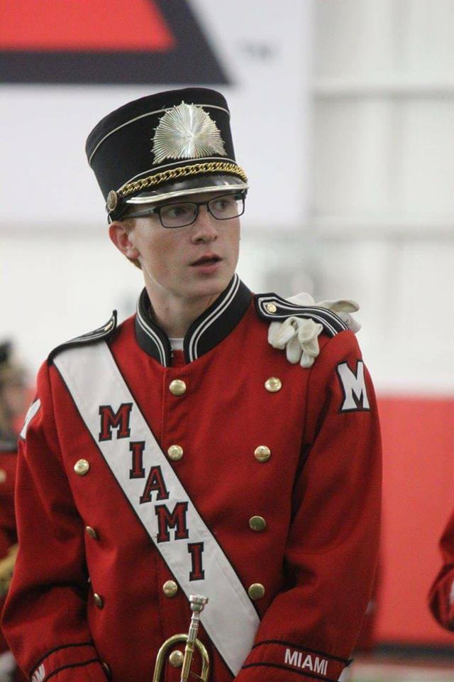 MU Marching Band