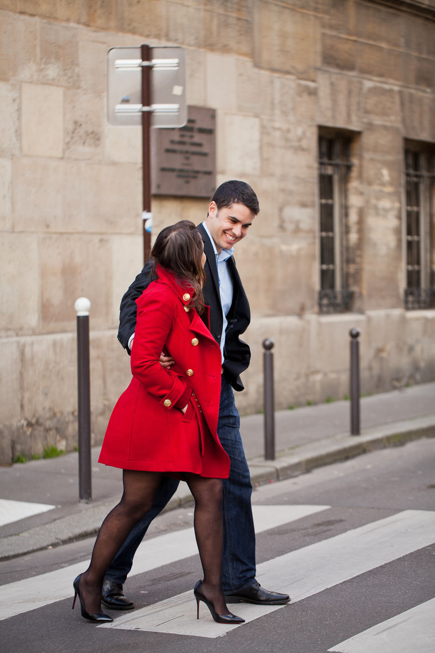 Paris, France Engagement Photographer I Eiffel Tower Photo Shoot I Katie Donnelly Photography_050.jpg