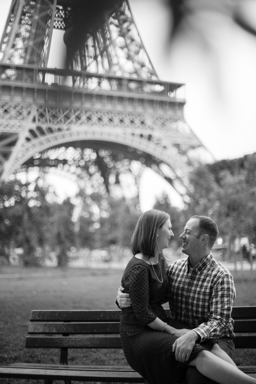 Paris, France Engagement Photographer I Latin Quarter Eiffel Tower Photo Shoot I Katie Donnelly Photography_015.jpg