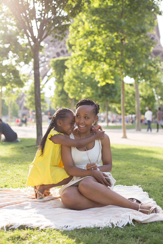 Paris, France Eiffel Tower Family Portrait Session, Family Lifestyle Natural Light Photographer_018.jpg