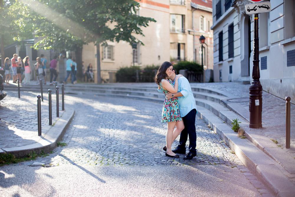 Paris, France Photographer Katie Donnelly II Gorgeous Montmartre Engagement Photo Session_014.jpg