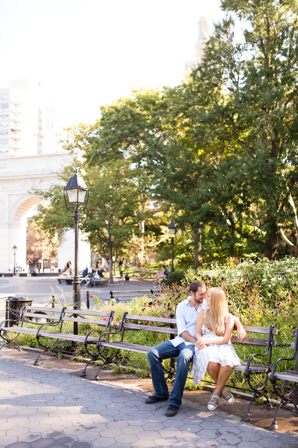 nyc-washington-square-casual-summer- engagement-session-6.jpg