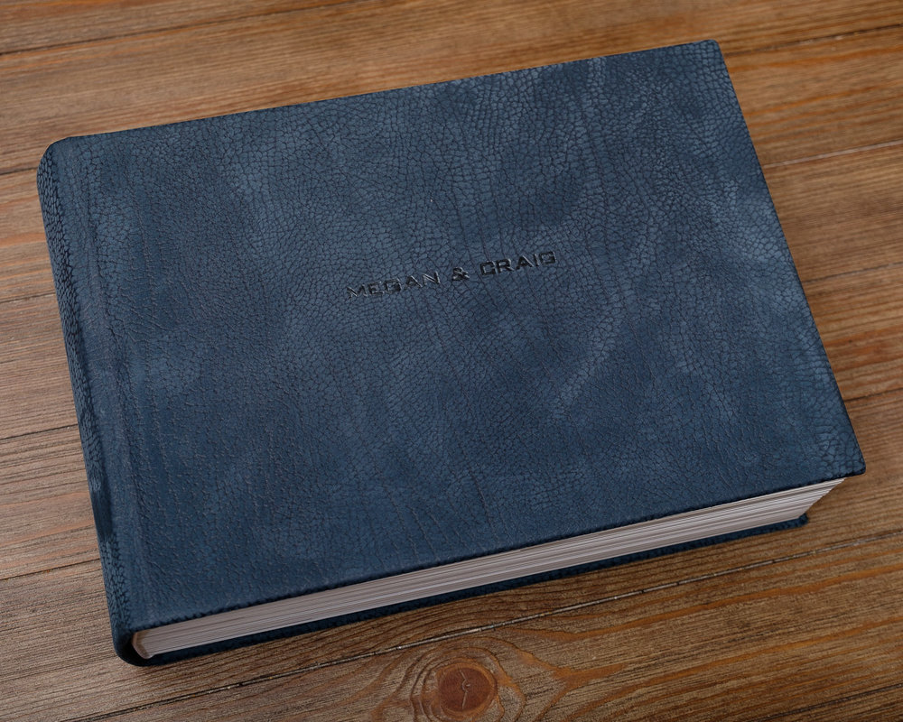 Heirloom Wedding Albums -