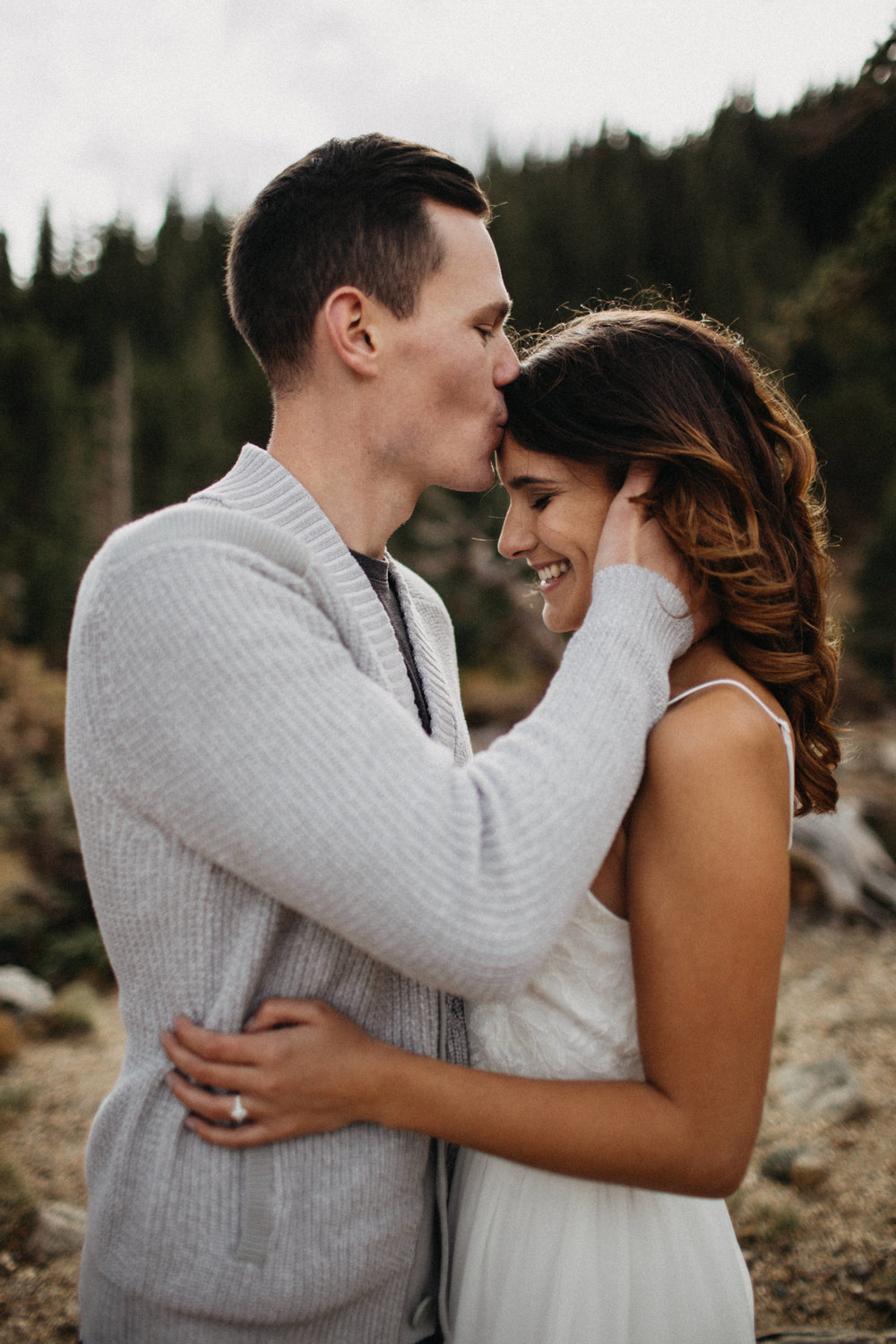 Elopement Photographer in the Rocky Mountains, Colorado
