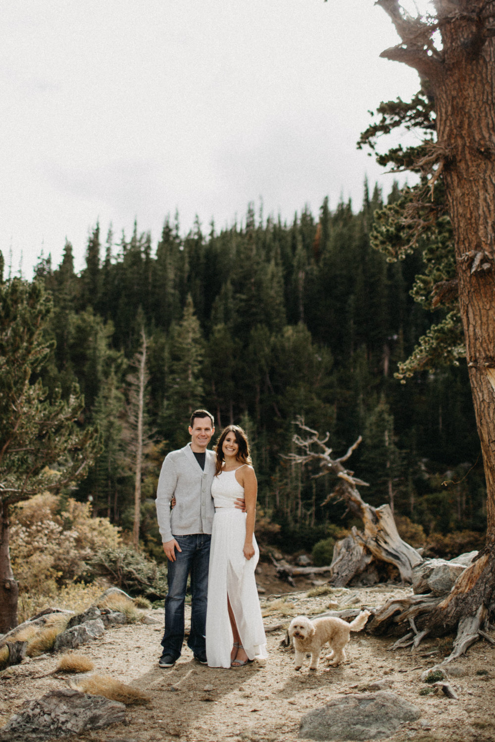 Destination Mountain Elopement Photographer in Denver, Colorado