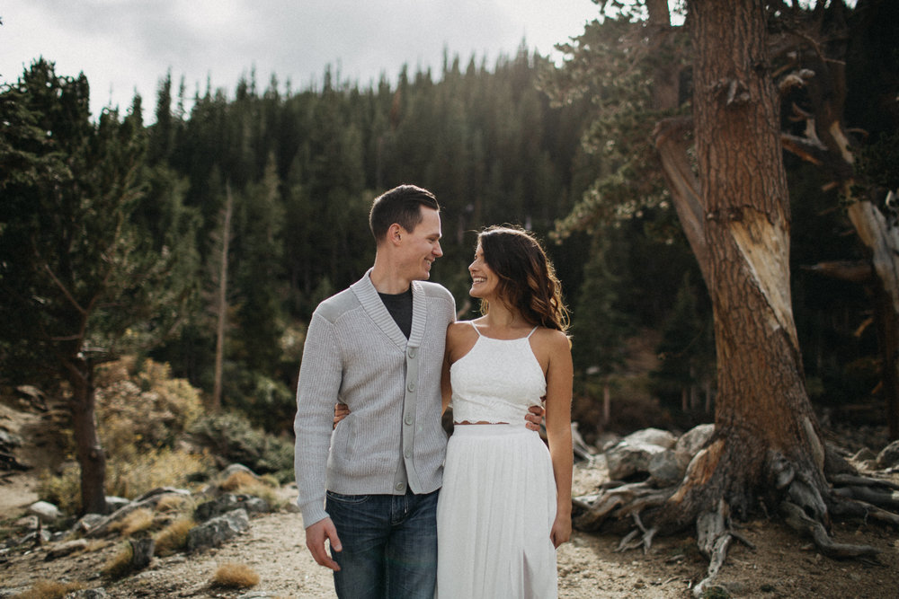 Denver, Colorado Elopement Photographers in the Rocky Mountains