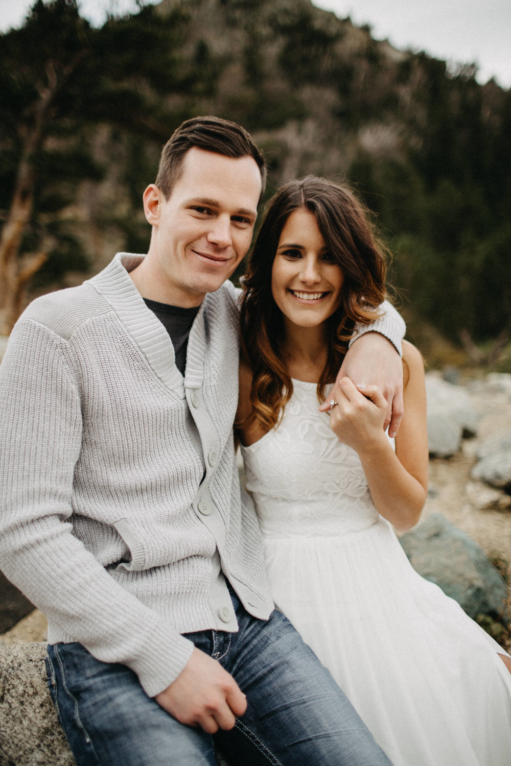Authentic Engagement Photography in Denver, Colorado