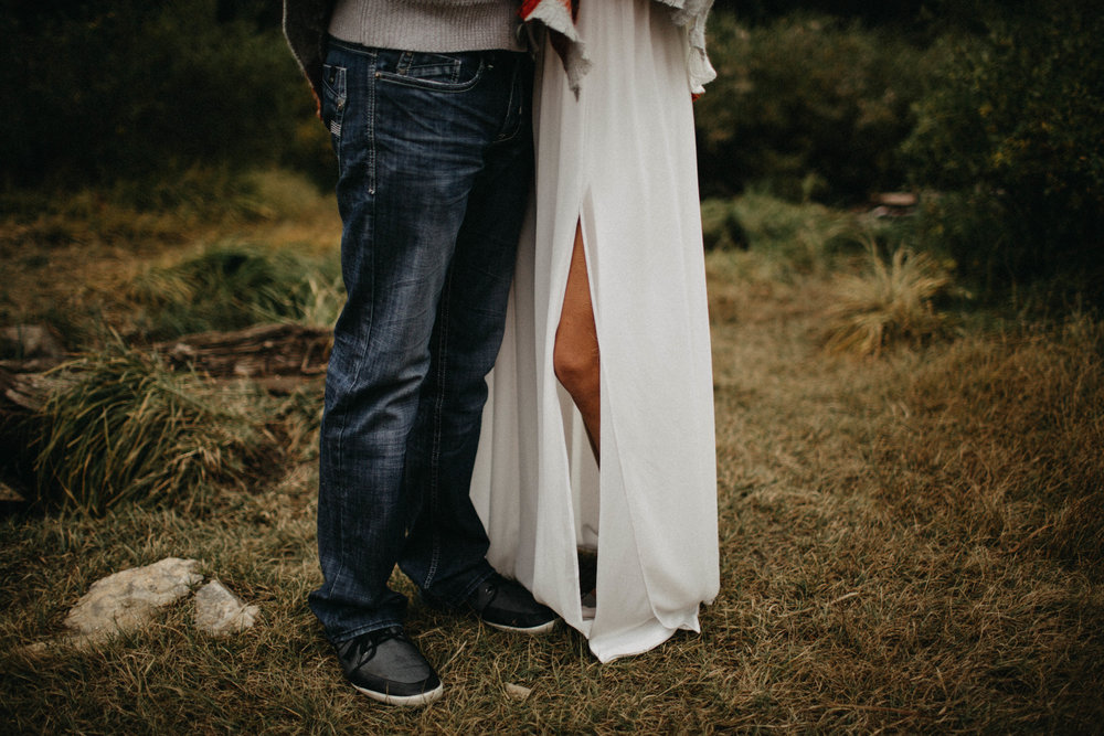 Moody, Editorial Style Engagement Photography in Denver, Colorado