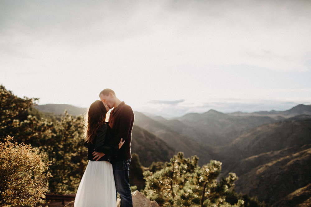 Destination Wedding at Lookout Mountain Photography
