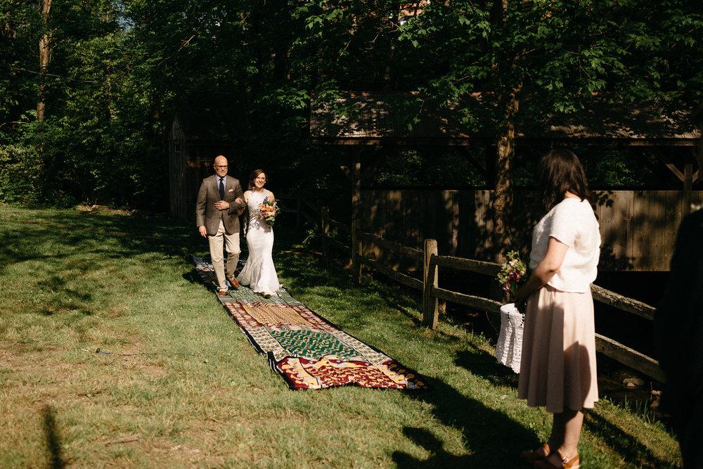 eastlyn bright intimate ohio backyard bohemian forest wedding photographer -49.jpg