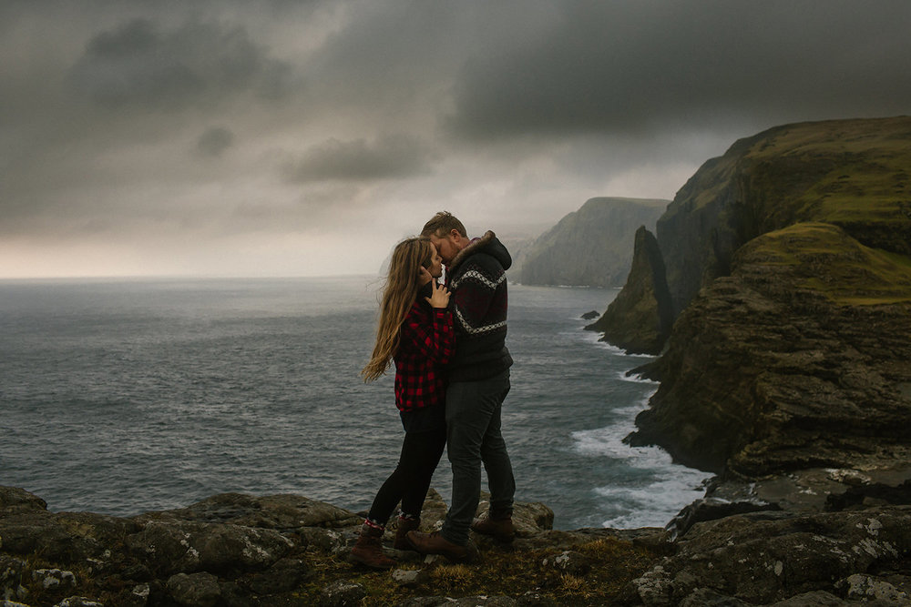 Reine Norway Lofoten Islands Wedding Photographer