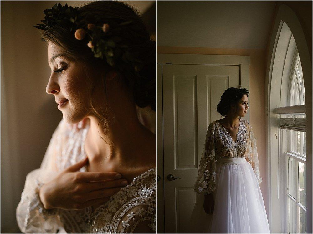 scarlet oakes estate bohemian bride with flower crown.jpg