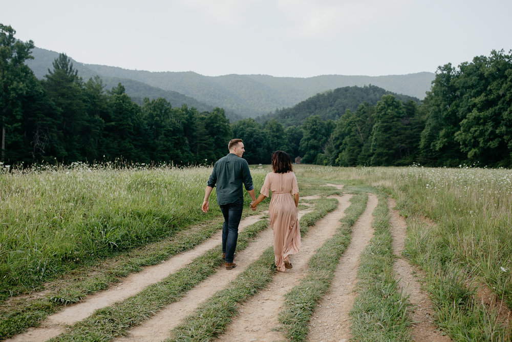 ariannamtorres and isaac engagement session at cades cove smoky mountains elopement-1.jpg