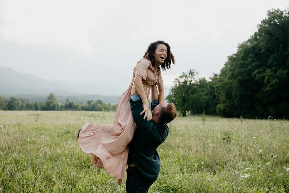 ariannamtorres and isaac engagement session at cades cove smoky mountains elopement-5.jpg