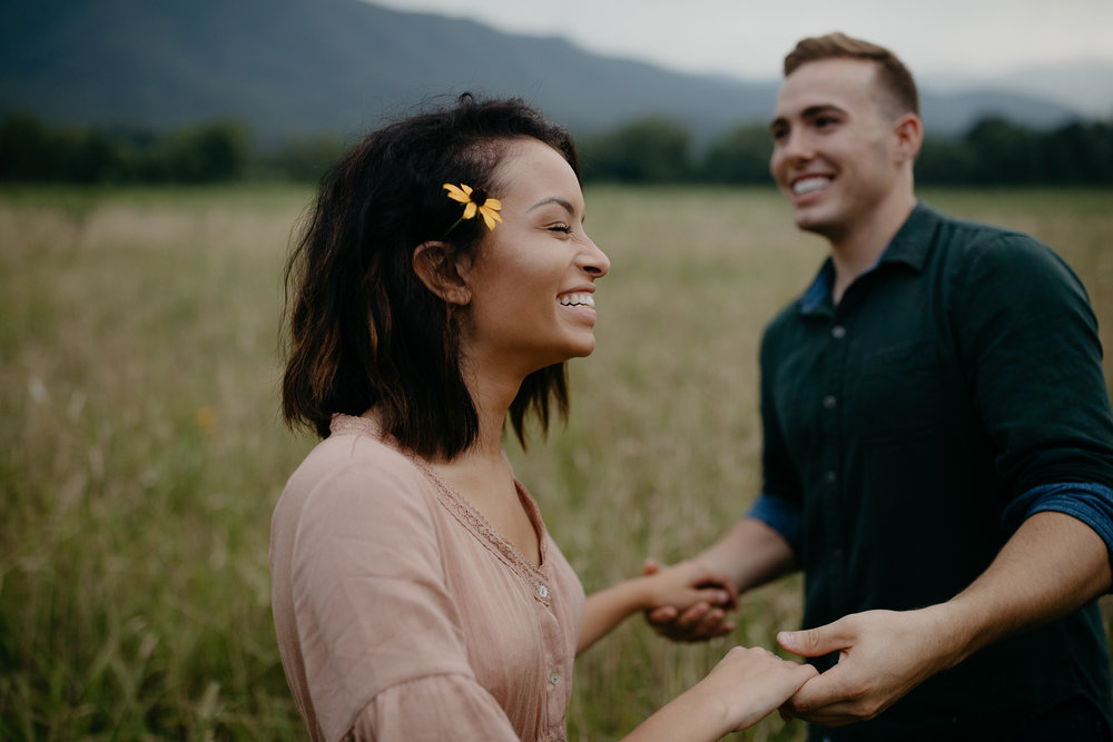 ariannamtorres and isaac engagement session at cades cove smoky mountains elopement-34.jpg
