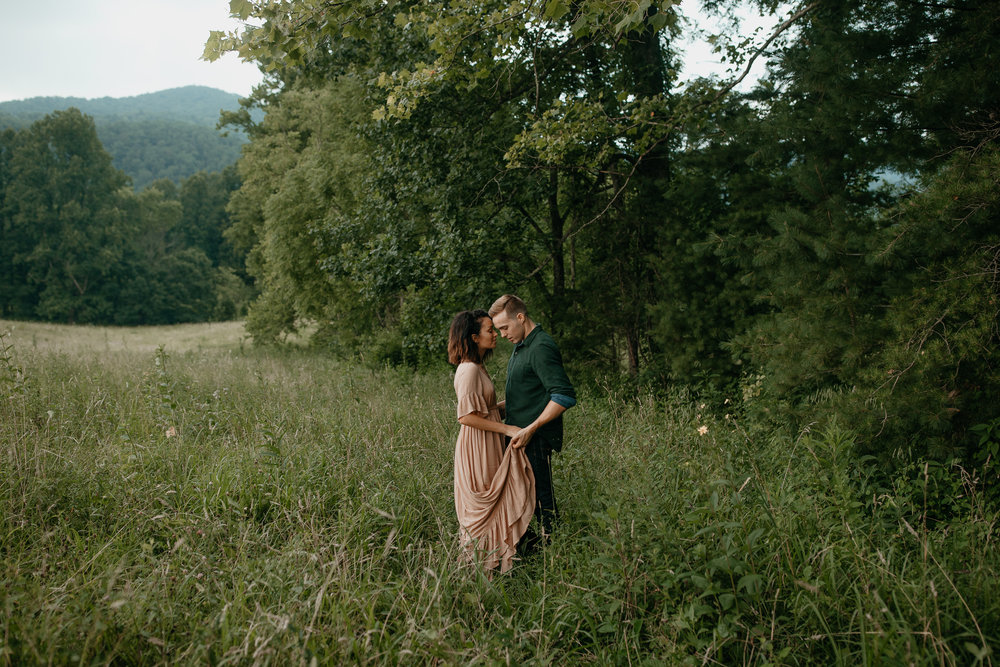 ariannamtorres and isaac engagement session at cades cove smoky mountains elopement-54.jpg