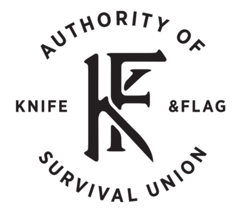 KNIFE & FLAG