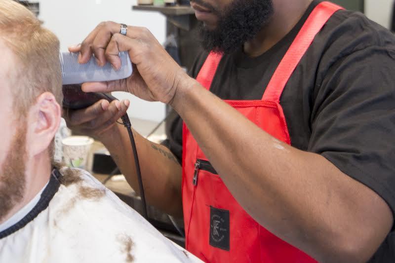 Barber Influencers - WHO ARE SOME OF YOUR FAVORITE FELLOW TRADESPERSONS TO FOLLOW ON SOCIAL MEDIA?MEGAN NICHOLS- @MEGANTHEBARBER | AMY SIN - @SINTHEBARBERBILLY - @BILLYTHEBARBER314 | NICK HESSEL - @HESSTHEBARBERHAVEN HOBBS- @HAVENTHEGROOMER | JULIAN GREENE - @BEAN_YOURFAVORITE_BARBERAUBREY PIERSON - @AP_THEMANEGROOMER | KNICK BEAN - @KNICK_BEAM