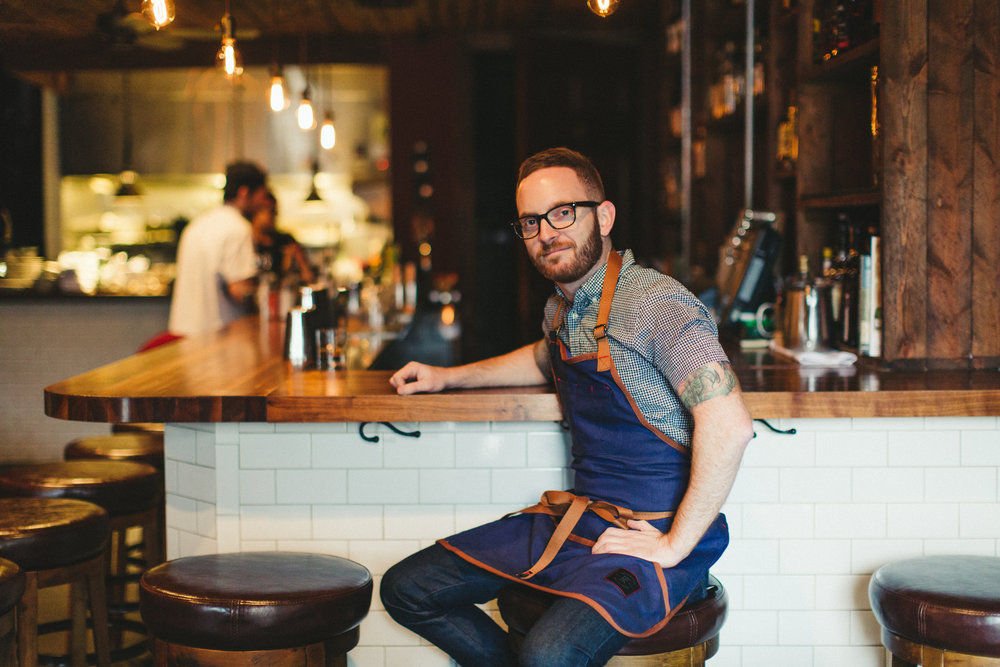 quality aprons - // For Bartenders.
